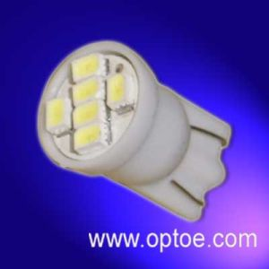 Auto LED Light T10 SMD Type (T10-6W3528SMD)