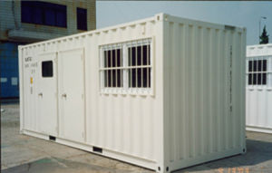 Mobile Work Office Container and Accommodation House pictures & photos