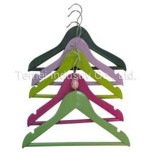 Wooden Hangers (TM-858)