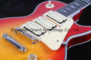 Vintage Cherry Sunburst Lp Style Electric Guitar (GLP-59) pictures & photos