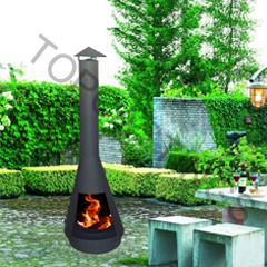 Outdoor Fireplace Outdoor Steel Firestove (TCH072)