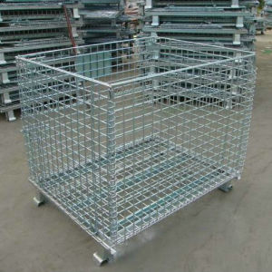 Steel Storage Cage pictures & photos