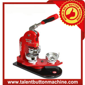 Easy Making Interchangeable Manual Button Badge Making Machine (SDHP-S1) pictures & photos