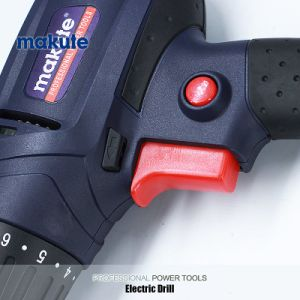 Makute 280W Portable Electric Hand Drill (ED004) pictures & photos