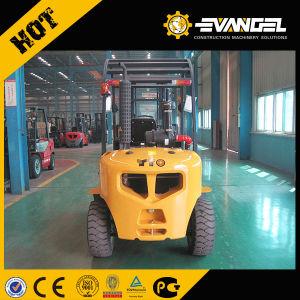 YTO forklift truck CPCD30 3 ton Isuzu Diesel engine forklift pictures & photos