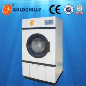50 Kg Industrial Electric Gas Heating Laundry Equipment Dryer Machine pictures & photos