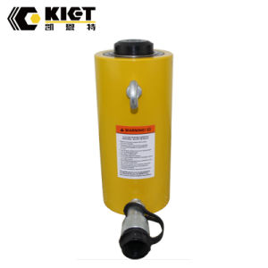 75 Ton Kiet Brand Single Acting Hydraulic Cylinder pictures & photos