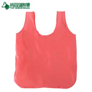 Eco-Friendly Foldable Polyester T-Shirt Shopping Bag Shopper Bag pictures & photos