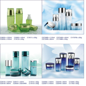Whosale Personal Care Different Sizes Glass Jars with Screw Top Lid pictures & photos