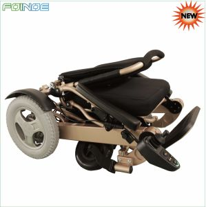 FC-P1 Ce Approved Foldable Electric Wheelchair pictures & photos