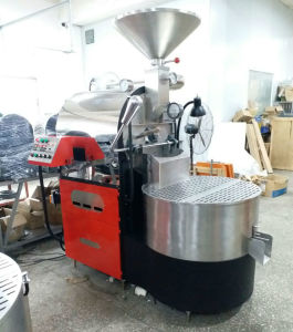 10kg Commercial Coffee Roaster/10kg Industrial Coffee Roaster pictures & photos