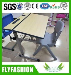 School Furntiture Student Desk Height Adjustable Table pictures & photos