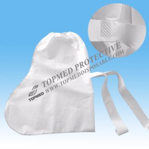 Disposable Nonwoven Blue Boot Covers or Shoe Booties Cover pictures & photos