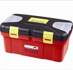 "8"" Foldable Plastic Tool Box for Househeld pictures & photos"