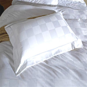 Hote Jacquard Luxurious Satin Duvet Cover pictures & photos