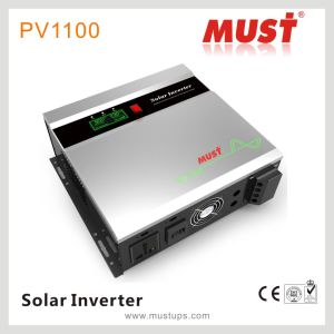 PV1100plus 1kw 24V Smart High Speed Inverter pictures & photos