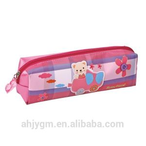 Cartoon Bear Student Lovely Pencil Bag (BD2021) pictures & photos