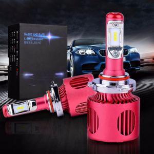 2500 Lumen 9005 Fanless New LED Headlight Kit Hb3 12V 20 Watts Car Lights LED Headlight pictures & photos