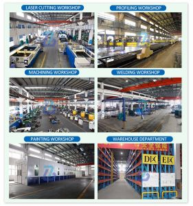 Professional Sheet Metal Laser Cut SUS Steel Fabrication Welding pictures & photos