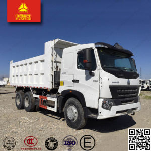 Sinotruk HOWO A7 10 Wheel Tipper/Dump Truck for Transportation pictures & photos