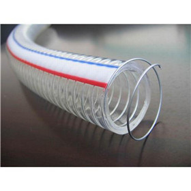 2014 Hot Product Non-Smell PVC Hose for Fiber / Steel Wire / Spiral Reinforced pictures & photos
