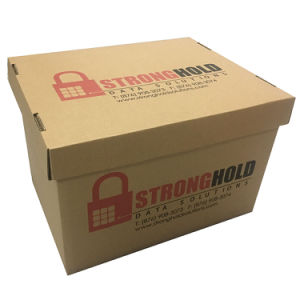 Top Sale Cubic Corrugated Moving Paper Cartons with Logo Printing pictures & photos