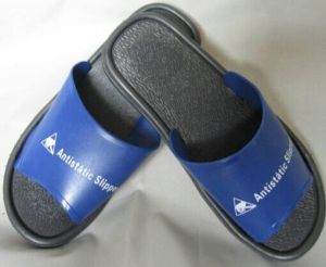 Cleanroom Antistatic Spu Slippers ESD Slippers pictures & photos