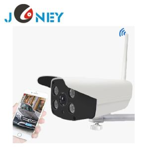 Smart Night Color Vision Wireless WiFi IP Camera with White LED Light pictures & photos