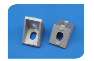 T Slot Corner Bracket Aluminum Used for Profile 20series pictures & photos