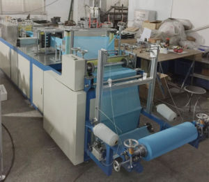 Disposable Nonwoven Shoe Cover Making Machine pictures & photos
