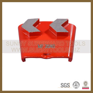 Concrete and Stone Floor HTC Diamond Grinding Tools Shoes pictures & photos