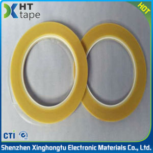 High-Temp 0.22mm Insulating Double Sided Fiber Glass Cloth Tape pictures & photos