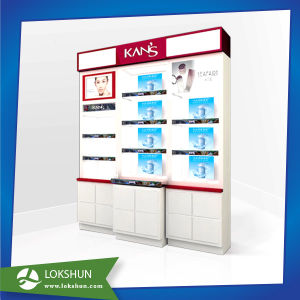 Fashion Exhibition Showroom Wood Display Stand pictures & photos