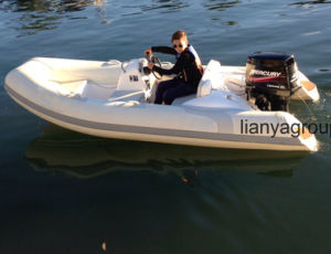 Liya 12.5feet Ribs Pleasure Boat Speed Boat Dinghy Ce Approved pictures & photos