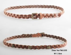 2018 Fashion Leather Belts for Ladies (FM1225) pictures & photos