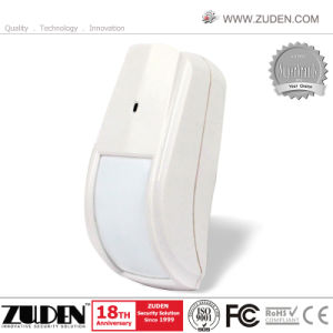 Wireless Burglar Alarm Detector Motion Sensor PIR Detector pictures & photos
