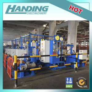 800mm Vertical Double-Head Wrapping Machine for Cable and Wire Production pictures & photos