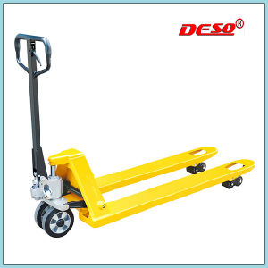 Commercial Forklift Pallet Truck with Factory Price pictures & photos