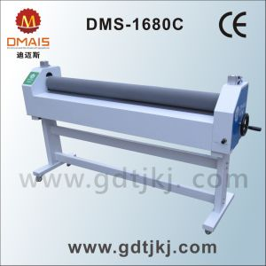 DMS Manual Cold Wide Format Film Laminating Machine pictures & photos
