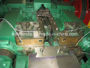 Strick Inspection Easy Operate Nail Making Machine pictures & photos