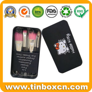 Rectangle Metal Packaging Tin for Portfolio Cosmetic Sets pictures & photos