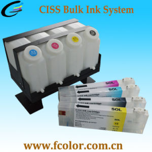 Eco Solvent Ink for Epson Dx4 Dx5 Dx7 Head Printer pictures & photos
