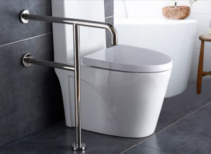 Disability Stainless Steel Safety Grab Bar for Toilet pictures & photos