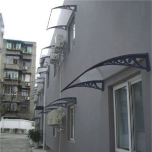 Durable Withstand Hurricane Strength Winds and Winter Door Window Canopy pictures & photos