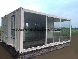 Flexible Modified Container Prefabricated/Prefab Sunshine Room/House pictures & photos