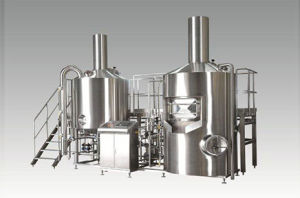 2000L Craft Beer Equipment Craft Beer Factory/Beer Wort Treatment 500L 1000L pictures & photos