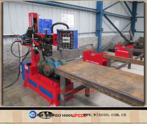 Automatic Pipe Spool Fabrication System/Pipe Welding Machine pictures & photos