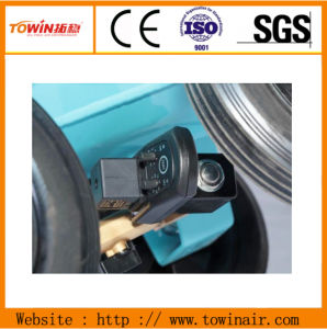 Electric Power Movable Oil-Free Air Compressor for Hostipal (TW7504) pictures & photos