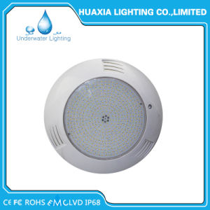 Manufacturers Resin Filled Wall Mounted LED Swimming Pool Underwater Light pictures & photos