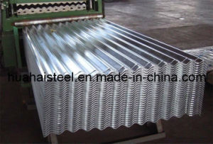 High Tensile Regular Spangle Galvanized Steel Coil pictures & photos